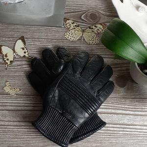 Thick Leather Gloves